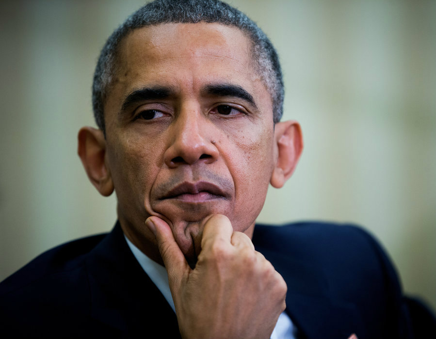 The President of the United States Barack Obama