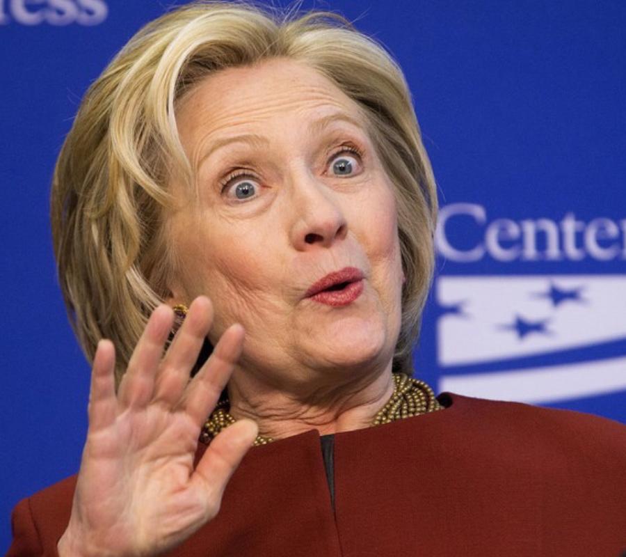 Clinton Hack FBI