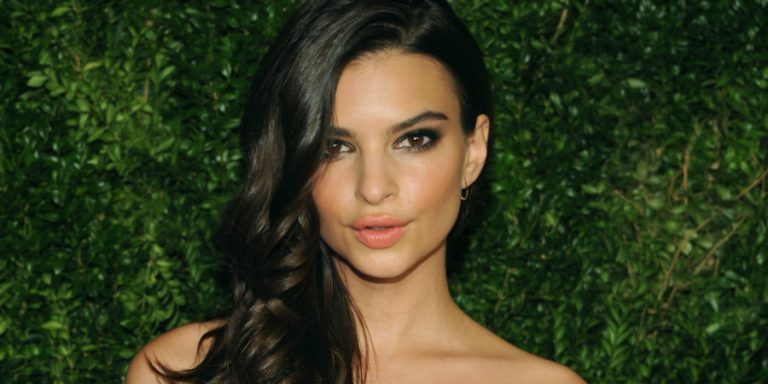 Nude images of model Emily Ratajkowski are unveiled