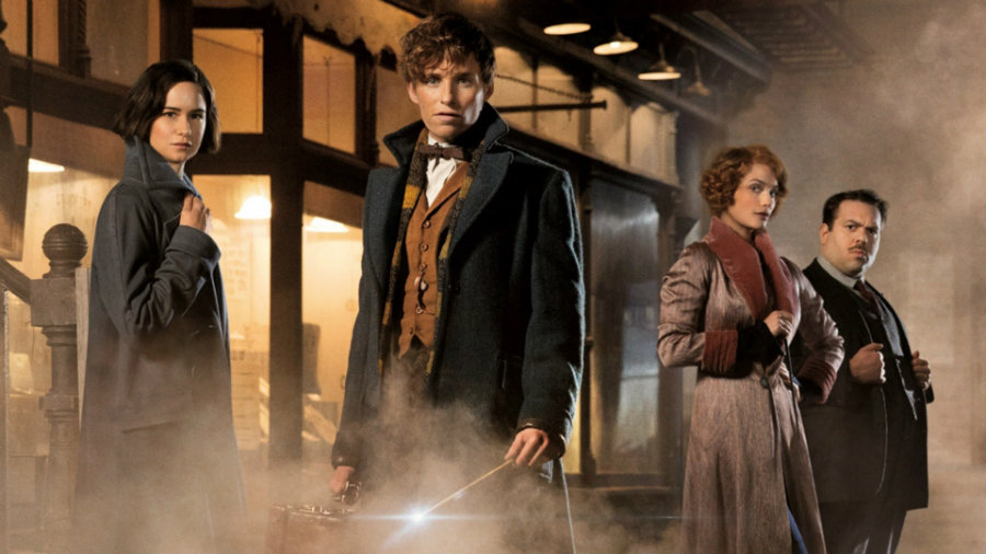 The new trailer for the Harry Potter prequel, Fantastic Beasts and Where to Find Them, was premiered on Saturday in the 2016 Comic-Con at San diego.  Photo credit: IGN