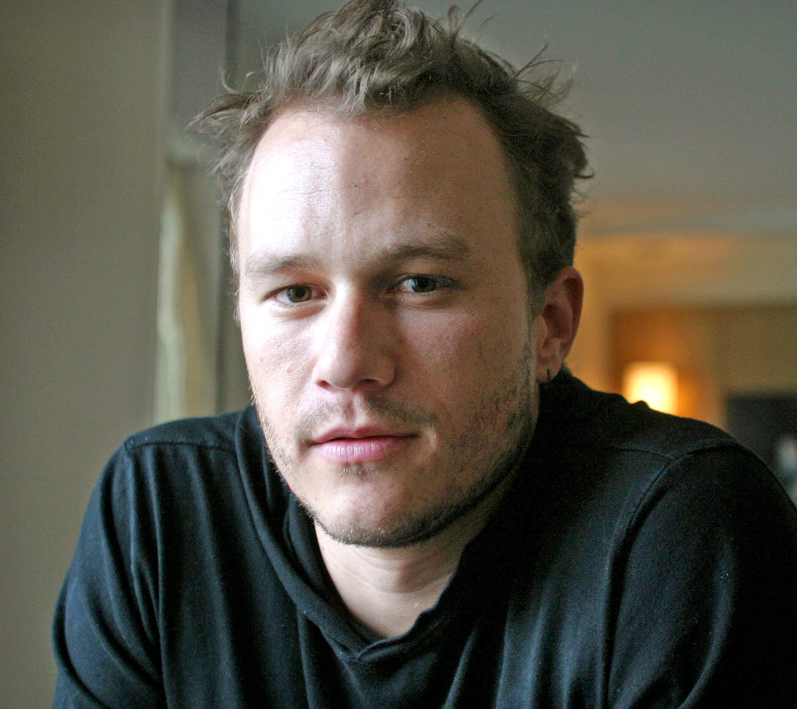 Heath Ledger EW