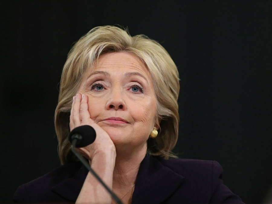 WikiLeaks just released almost twenty thousand emails of the Democratic Party, just as Hillary Clinton was about to announce her 2016 running mate. Photo credit: Chip Somodevilla / Getty Images / Independent