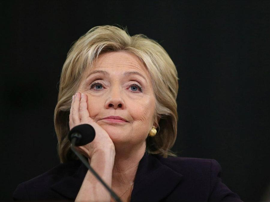 Hillary hack
