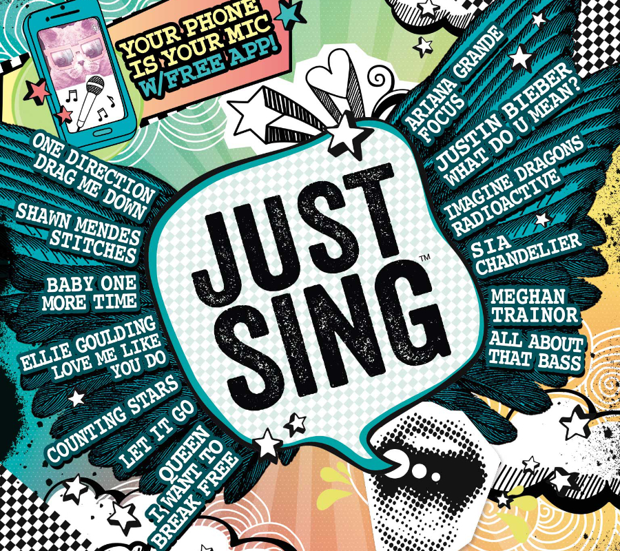 Just Sing release date