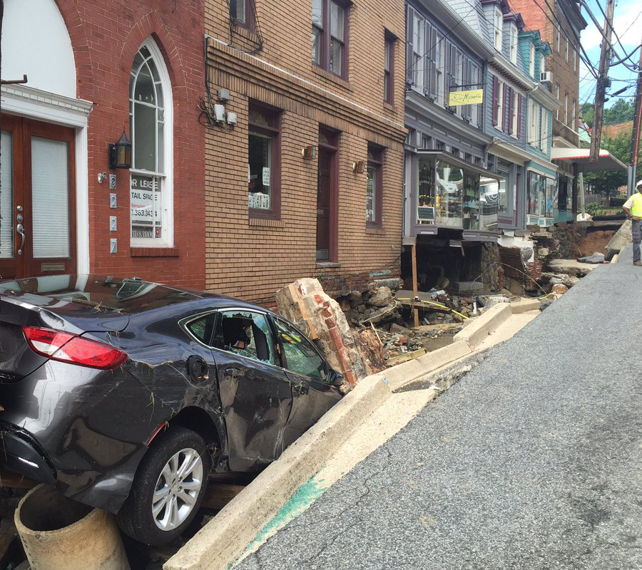 One dead Ellicott City 1