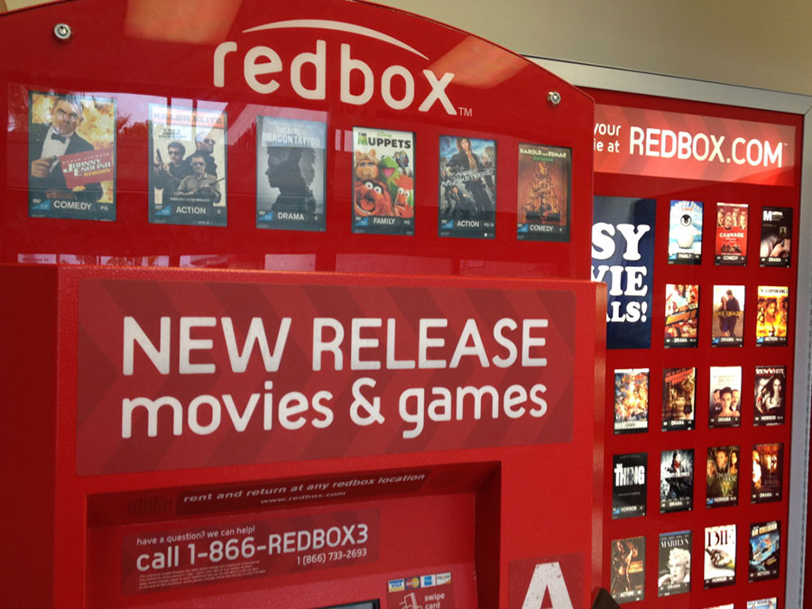 Redbox-app