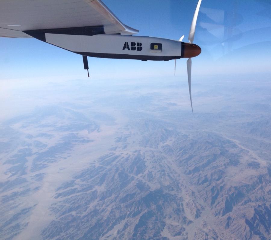 Solar Impulse 1.3