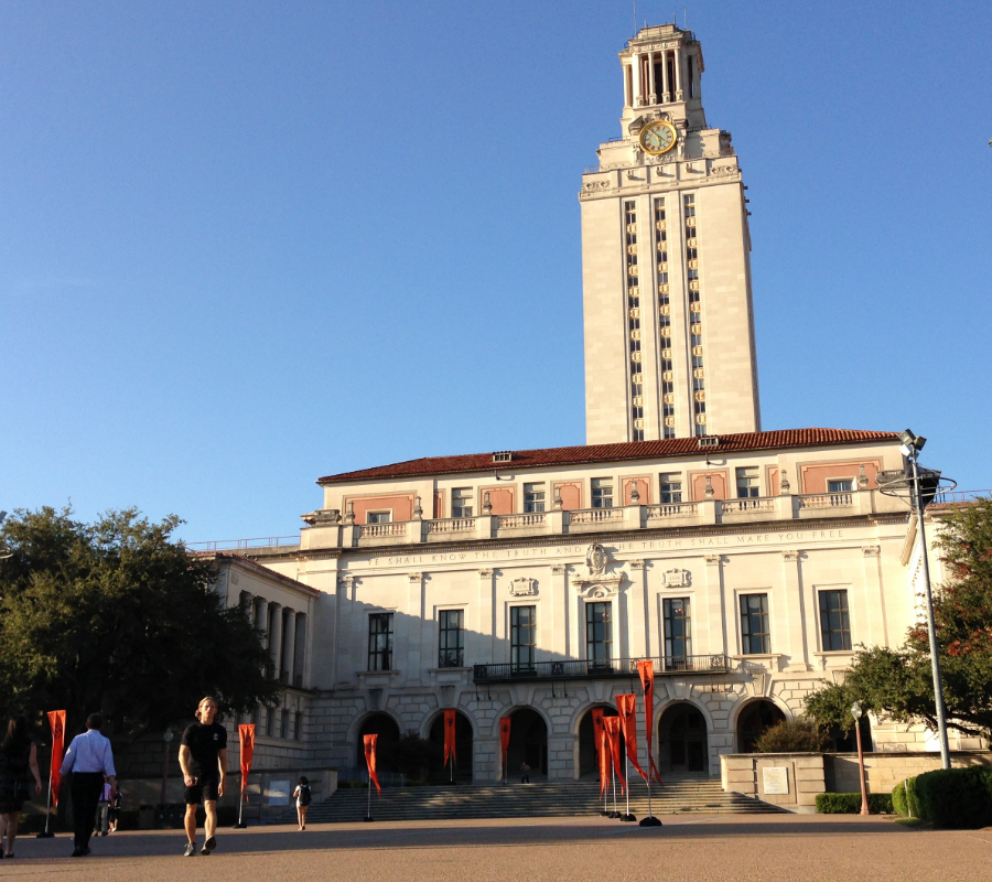 University of Texas 2