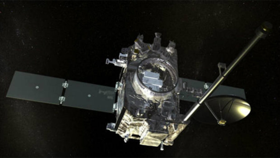 NASA re-establishes contact with long lost spacecraft STEREO-B. Image Credit: NASA