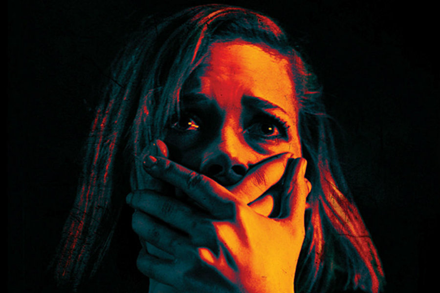 """""""Don't breathe"""" was directed by Fede Alvarez and written by Alvarez alongside Rodo Sayagues. Image Credit: Hollywood Reporter"""