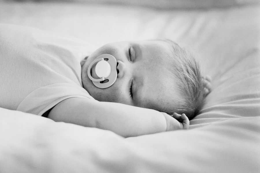 Parents must be aware of the positions their baby is sleeping, as well as avoid putting dangerous objects inside their cribs. Image Credit: Web MD
