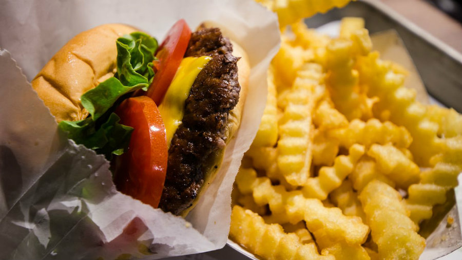 Restaurants inside parks or stadiums are not included in the giveaway, announced Shake Shack. Image Credit: Chicago Tribune
