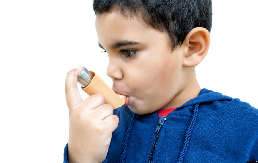 This is not the first time Research and Investigation centers try to determine the link between food allergies and asthma. Image Credit: Bloomberg