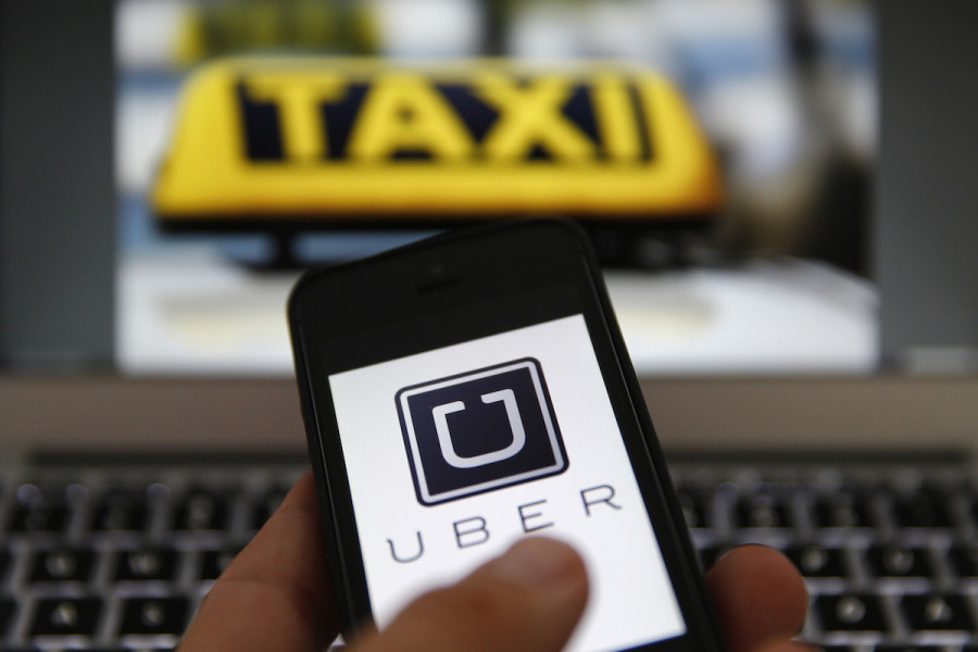 Uber's rival company in the ride-hailing service Lyft is giving the company a race for their money. Image Credit: Uber