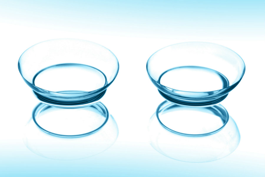 Sleeping with your contact lenses in can seriously damage your eye health. Image Credit: MyEye2Eye