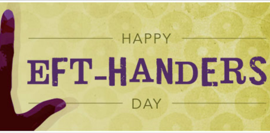 Left-handed people are known for having their creatives skills more developed and according to several studies, handedness is produced in the human brain, and it depends on the brain hemisphere that is used. Image Credit: Google