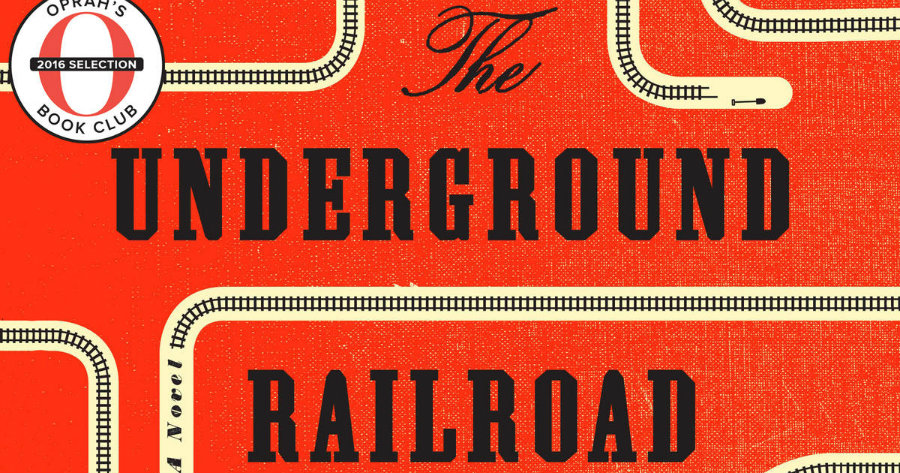 "New York Times bestselling author Colson Whitehead's new work, ""The Underground Railroad,""will be the club's next read for Oprah's Book Club. Image Credit: V101.9"