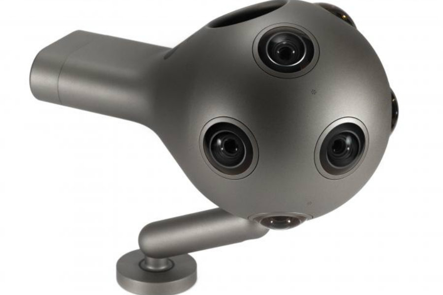 Nokia Technologies today announced the commercial availability of the OZO virtual reality (VR) camera. Image Credit: Nokia