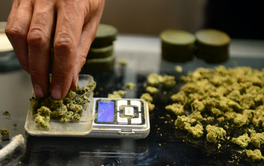 Even though the DEA still considers weed to be as dangerous as heroin, medical advances involving cannabis treatments could jumpstart the movement for a nationwide legalization. Image Credit: Daily News