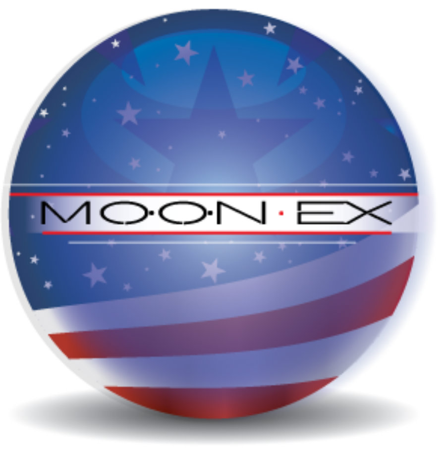 So far, spacial commercial ventures have stayed in Earth's geosynchronous orbit, 22,236 miles above the planet. However, MoonEx hopes to take them out to the Moon and beyond. Image Credit: Robert Richards Blog