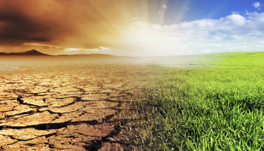 Abram explains that human influence on climate change started near the 19th century by minuscule changes that can't be compared to today's influence of greenhouse gasses and it effects. Image Credit: Zee News