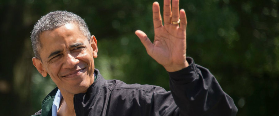 US President Barack Obama is visiting Baton Rouge, Louisiana, after a flood that left thousands devastated and homeless in the city. Photo credit: Jim Watson / AFP / Getty Images / ABC News