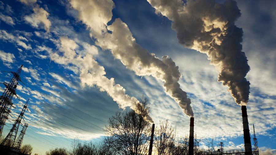 The largest concentrations of methane, carbon dioxide, and nitrous oxide ever are some of the record-breaking markers contained in the 26th edition of the State of the Climate report. Photo credit: Shutterstock / Fascoexist.com