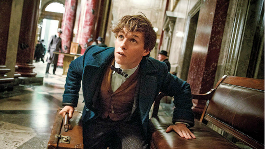 "Even though the Harry Potter prequel, ""Fantastic Beasts and Where to Find Them"" has not been released yet, its sequel has already been scheduled. Photo credit: Today Online"