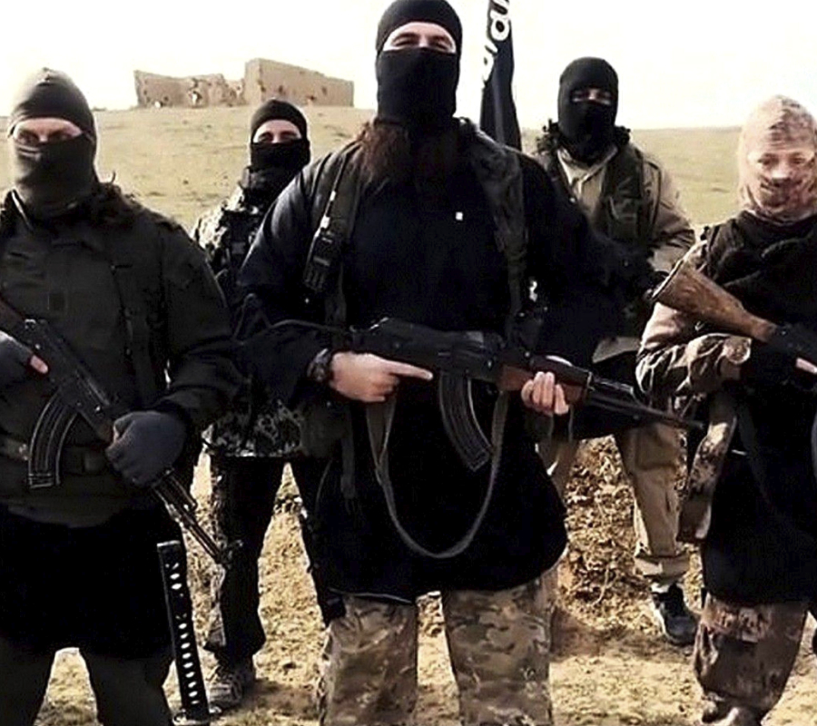 ISIS Soldiers 2
