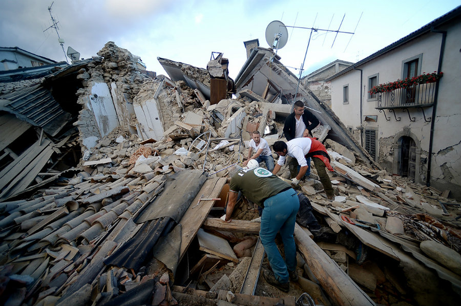 The Italian cities of Accumoli, Amatrice, Posta, and Aquata del Tronto are believed to be the most affected by the natural disaster. Photo credit: International Business Times