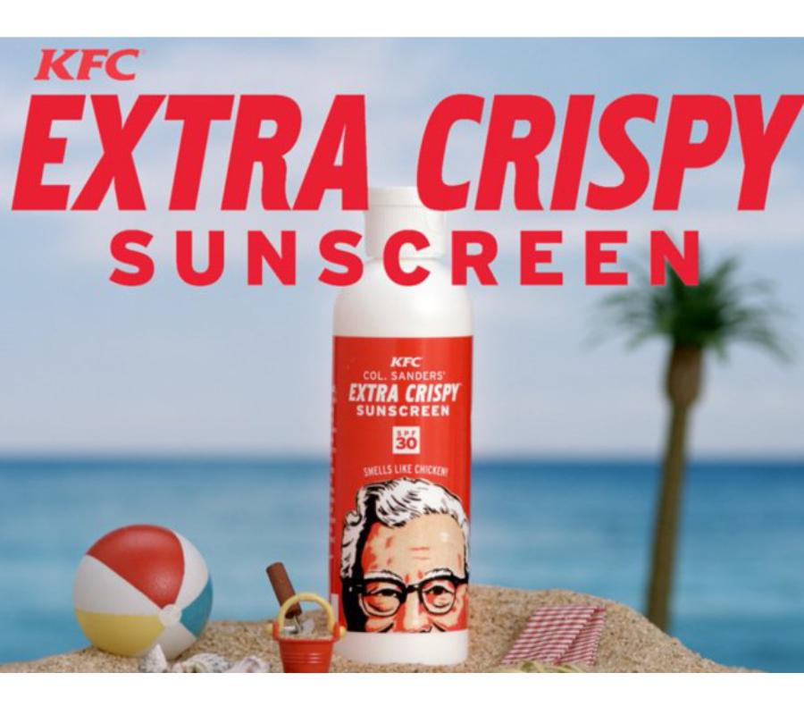 KFC Sunscreen