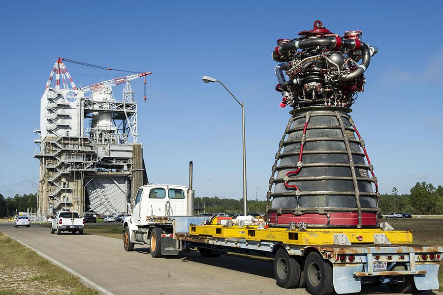 rs-25-engine