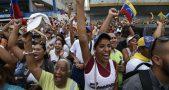 "Venezuela protests: ""The Caracas takeover"""