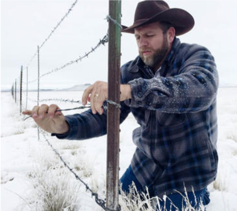 Ammon Bundy, Oregon
