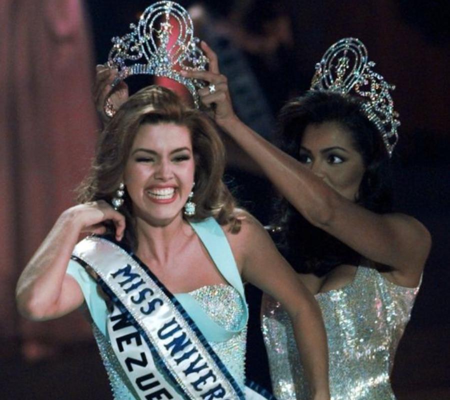 Miss Universe Alicia Machado