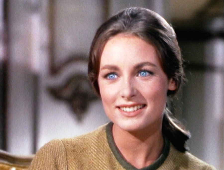 Carr was best known for her role as Liesl in the film version of The Sound of Music. Photo credit: Samaa.tv