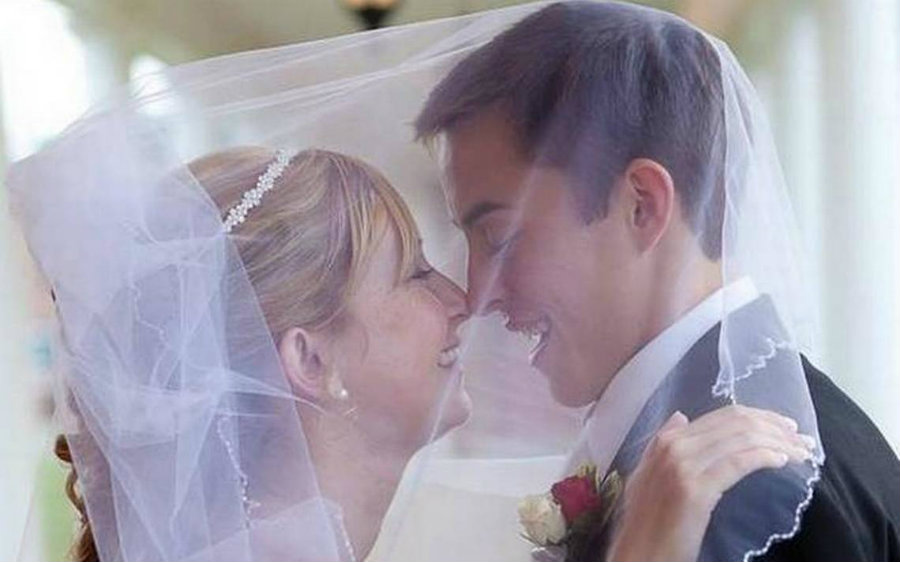 The pair kept dating for a couple of years and then married in 2011. Photo credit: Kentucky.com
