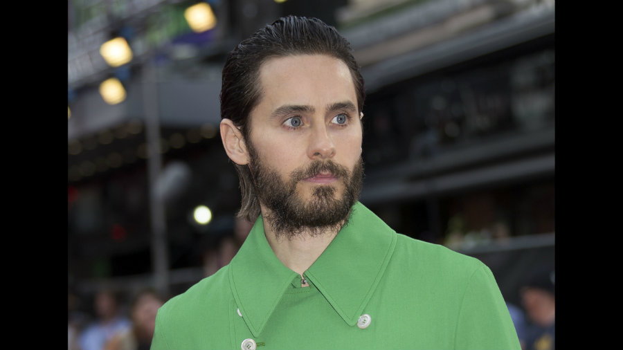 Oscar-winner Jared Leto will be producing a film based on the vanguard artist Andy Warhol, along with big Hollywood names such as Michael De Luca and Terence Winter. Photo credit: Fox 25 Boston