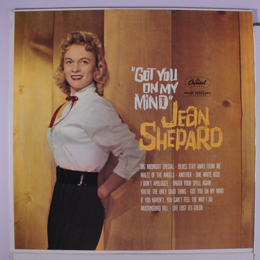 The grand lady of the Grand Ole Opry, Jean Shepard, died Sunday. Photo credit: Music Stack