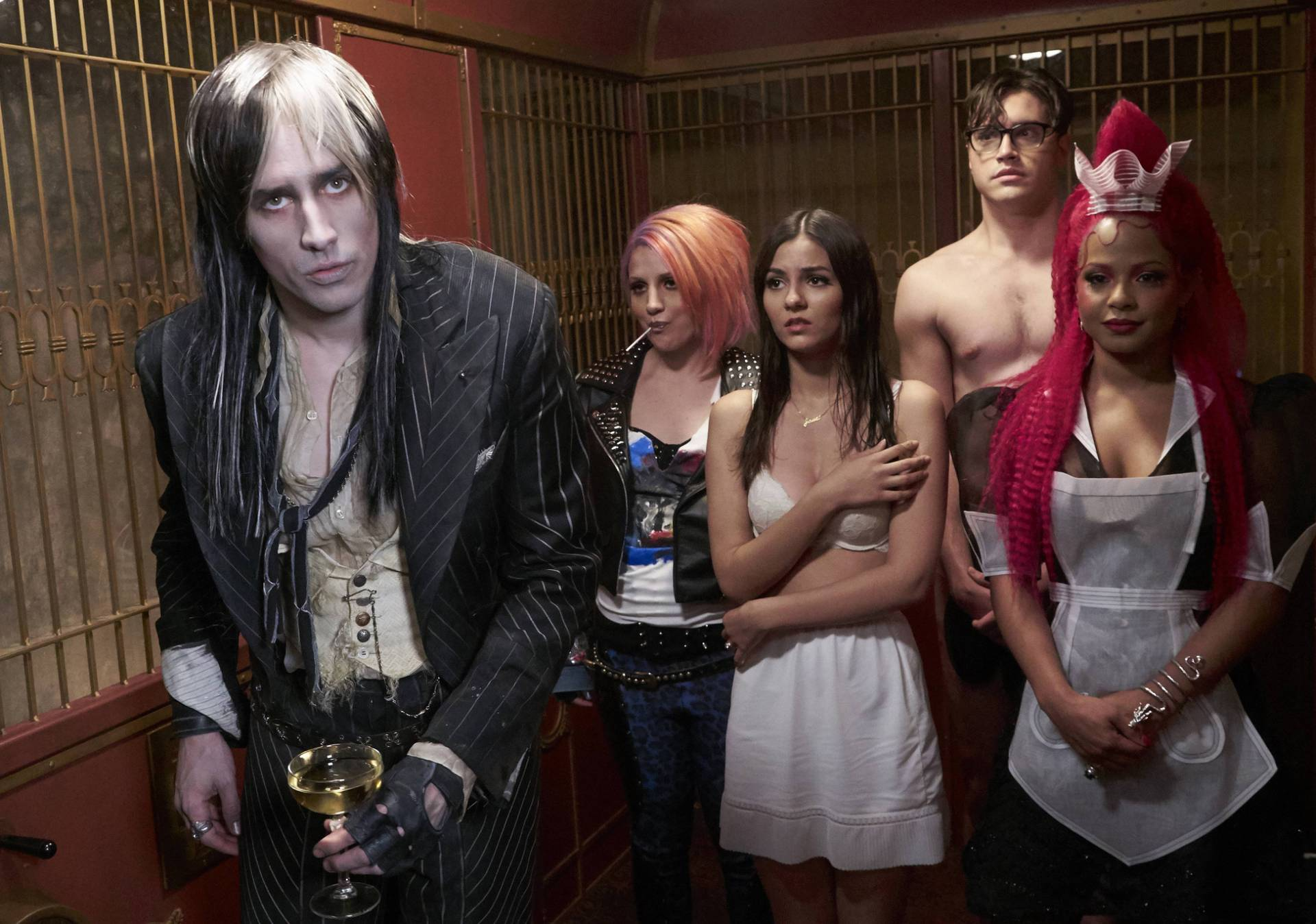 """On April 2015, Fox announced it was working on a new production of the iconic """"The Rocky Horror Picture Show."""" Photo credit: Blackfilm.com"""