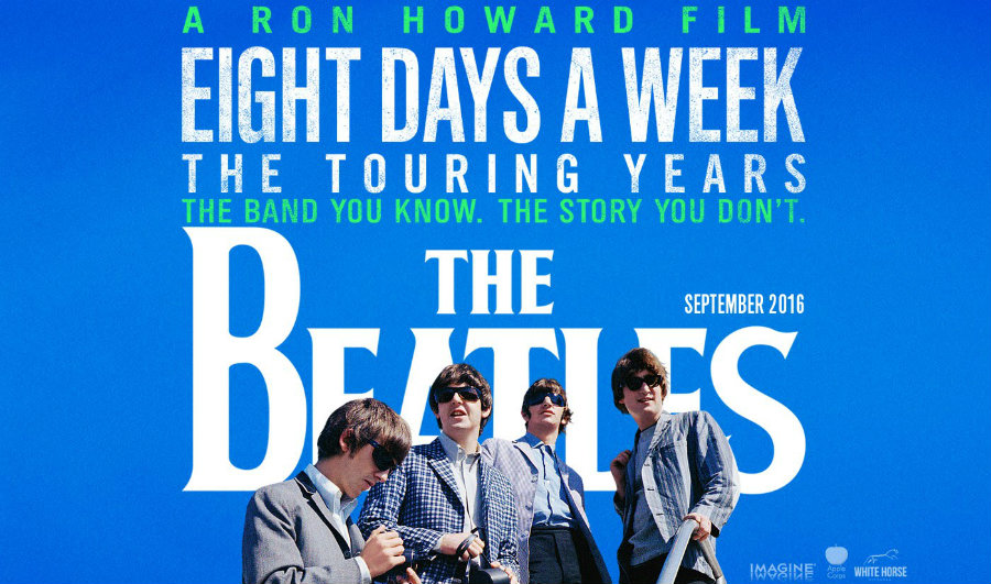 "The film called ""The Beatles: Eight Days a Week - The Touring Years"" will reveal in 137 minutes the story people don't know about the known band. Photo credit: The Guardian"