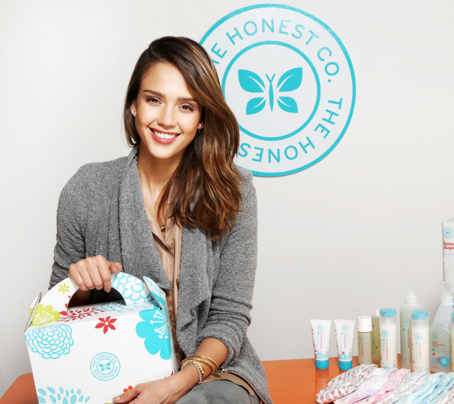 The Honest Company, Jessica Alba