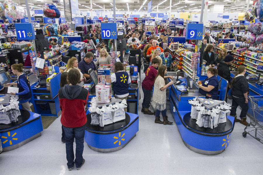 This year people would be able to layaway the toys they want to purchase from Christmas since September 2. Photo credit: Fortune