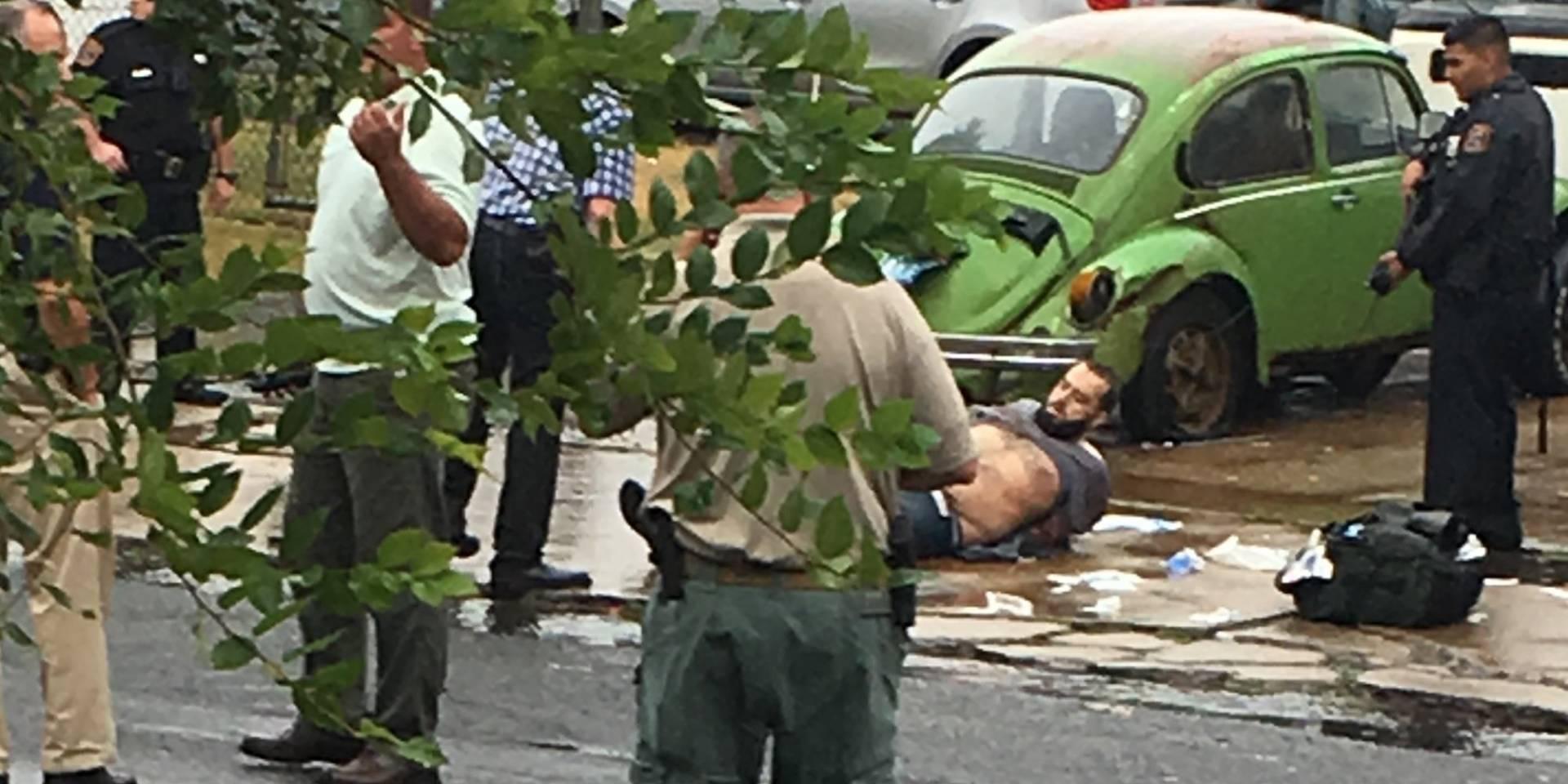 Ahmad Rahami/New York/Bombing
