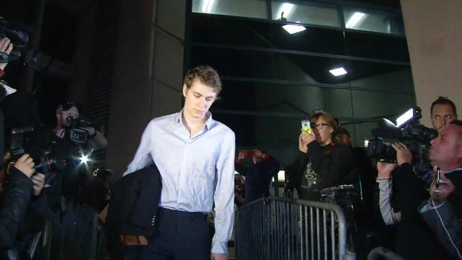Turner, who served half of his six-month sentence, is set to do three years of probation and will be monitored by the State. Photo credit: ABC 7