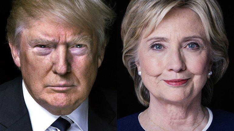Clinton, Trump, Debate