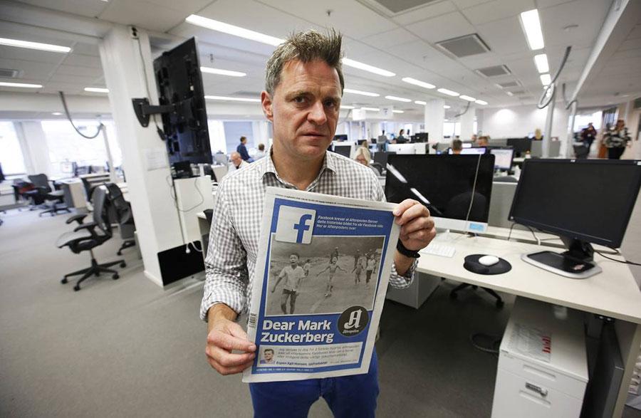 facebook-norwegian-media