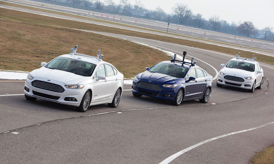 ford-self-driving