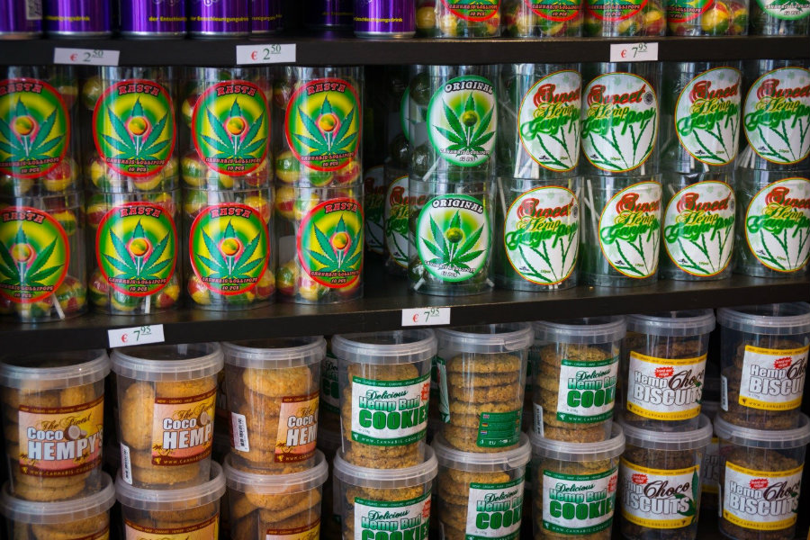 Laws on Pot Edibles might be about to change