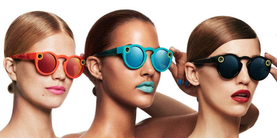 Spectacles are Snapchat's next thing. Photo credit: Snap Inc / They Daily Dot.